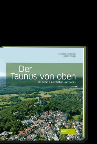 Cover Der Taunus von oben