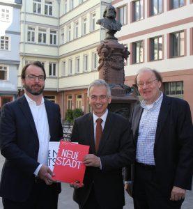 Pressefoto_Die Neue Altstadt_OB Peter Feldmann_Matthias Alexander_Michael Guntersdorf