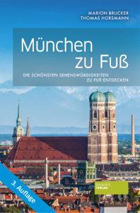 Muenchen_zu_Fuß_Brucker-Horsmann_Cover