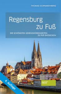 Regensburg_zu_Fuß_Schnakenberg_Cover